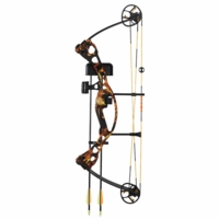 High Five Scorcher Youth Compound Bow Set