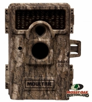 Moultrie M-880i Mini Cam Infrared 8mp No-Glow Camera Bottomland Camo