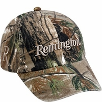 Outdoor Cap Company Remington Logo Cap Realtree All Purpose