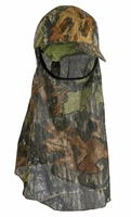Outdoor Cap Company Solid Cap w/Facemask Mossy Oak Obsession Camo