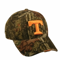 Outdoor Cap Company Tennessee Logo Distressed Hat Mossy Oak Infinity