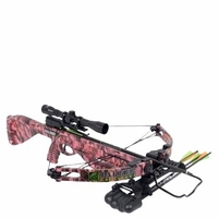 Parker Challenger Pink Outfitter Crossbow Package