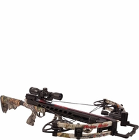 Parker Hurricane XXT Crossbow Package with 3X Illuminated Multi Reticle Scope