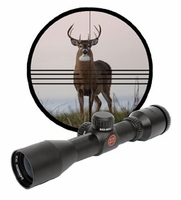 Parker Red Hot 3x32 Multi Reticle Crossbow Scope