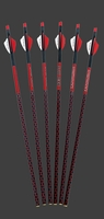Parker Red Hot Crossbow Bolts