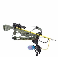 Parker Stingray Bowfishing Crossbow Package 1x Illuminated Multi Reticle Scope
