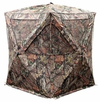 Primos The Club XL Ground Blind Mossy Oak Breakup Country Camo