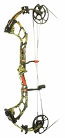 PSE Bow Madness 32 Compound Bow Mossy Oak Country Camo