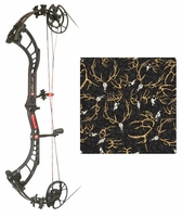 PSE Bow Madness 34 Compound Bow Skullworks 2 Camo