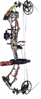 PSE Bow Madness Epix Compound Bow RTS Package Mossy Oak Country Camo