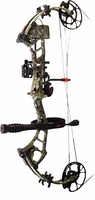 PSE Brute Force Lite Compound Bow RTS Package Mossy Oak Country Camo