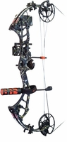 PSE Brute Force Lite Compound Bow RTS Package Skullworks 2 Camo