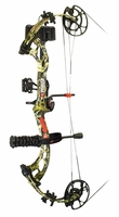 PSE Brute Force RTS Compound Bow Package Mossy Oak Country Camo