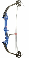 PSE Discovery 2 Compound Bow Blue