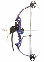 PSE Discovery AMS Bowfishing Package DK'd Camo