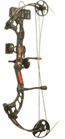 PSE Fever One RTS Compound Bow Package Skullworks Camo