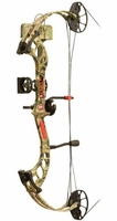 PSE Fever RTS Compound Bow Package Infinity Camo