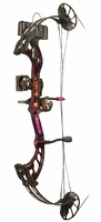 PSE Fever RTS Compound Bow Package Purple Rain