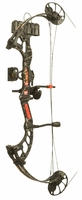 PSE Fever RTS Compound Bow Package Skullworks Camo