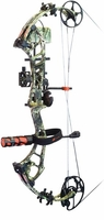 PSE Infinity Compound Bow RTS Package Mossy Oak Country Camo
