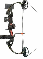 PSE Mini Burner XT Compound Bow RTS Package Mossy Oak Infinity Camo
