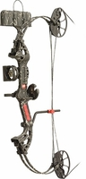 PSE Mini Burner XT Compound Bow RTS Package Skullworks Camo