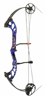 PSE Stinger X Compound Bow Blue Skullworks Camo