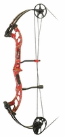 PSE Stinger X Compound Bow Red Skullworks Camo