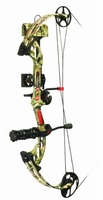 PSE Stinger X RTS Compound Bow Package Infinity Camo