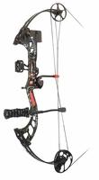 PSE Stinger X RTS Compound Bow Package Skullworks 2 Camo