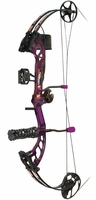 PSE Stinger X Stiletto Purple RTS Compound Bow Package