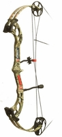 PSE Surge Compound Bow Infinity Camo