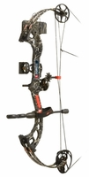 PSE Surge RTS Compound Bow Package Skullworks Camo