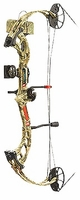 PSE Vision RTS Compound Bow Package