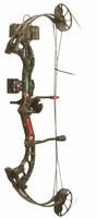 PSE Vision RTS Compound Bow Package Skullworks Camo