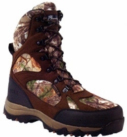 "Rocky Core Hiker 9"" 800 Gram Insulated Boots Realtree Xtra Green"