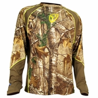 Scent Blocker 1.5 Performance Long Sleeve Shirt with Trinity Scent Control