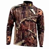 Scent Blocker NTS Long Sleeve Shirt with Trinity Scent Control Realtree Xtra