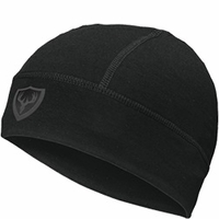 Scent Blocker Skull Cap Black Out with Trinity