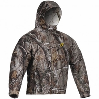 Scent Blocker Switchback Jacket Realtree Xtra to AP Snow