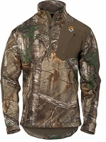 Scentlok Nexus Summit Weight 1/4 Zip Top Realtree Xtra Camo