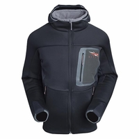 Sitka Gear Cold Weather Traverse Hoody Black
