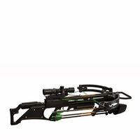 Stryker Katana Crossbow Package Black with C2 Crank Cocker