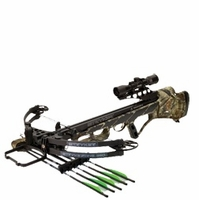 Strykezone 380 Crossbow Package Camo