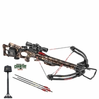 Tenpoint Renegade Crossbow Package with 3x Proview 2 Scope and AcuDraw