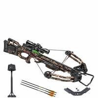 Tenpoint Turbo GT Crossbow Package with 3x Pro View 2 Scope and Rope Cocker
