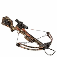 Tenpoint Wicked Ridge Invader HP Crossbow Package 3x Scope w/ACU 52