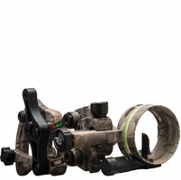 TruGlo Archer's Choice AC Range Rover Micro Bow Sight Realtree Xtra Camo w/Light