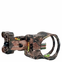 TruGlo Carbon XS 4 Pin Bow Sight w/Light