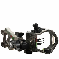 TruGlo Rival Hunter 3 Pin Bow Sight Realtree Xtra Camo